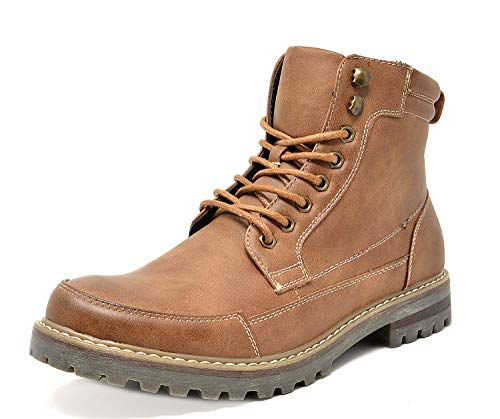 Bruno Marc Motorcycle Combat Oxford Boots