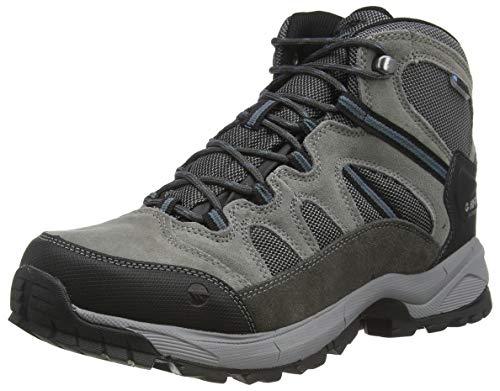 Hi-Tec Bandera Lite Mens Walking Boots, Botas de Senderismo Hombre, Carbón Gris...