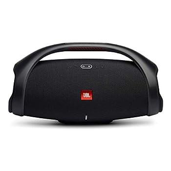 Renewed  JBL Boombox 2 Waterproof Portable Bluetooth Speaker with Long Lasting Battery - Black