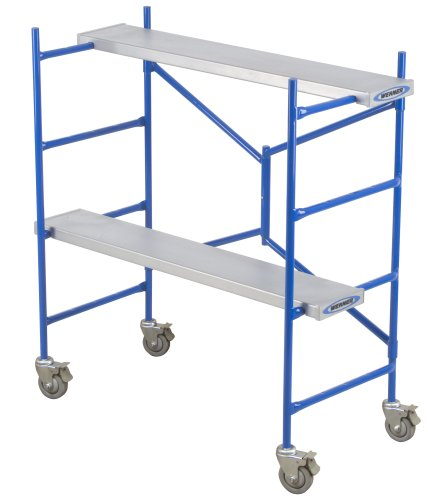 Werner PS48 500-Pound Capacity Portable Scaffold