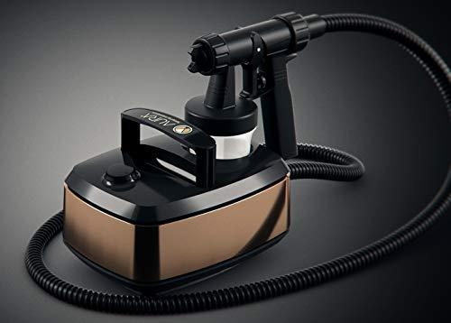 Aurasprayers Aura Allure Bräunungspistole, Behälter 200ml, Schlauch 3, 5m, 230V, 280W bronze