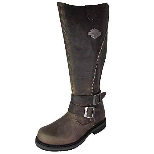 HARLEY-DAVIDSON FOOTtWEAR Women's Sennett Riding Boot