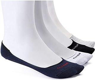 Cottonil Socks - Set of 4 invisible Socks for Men