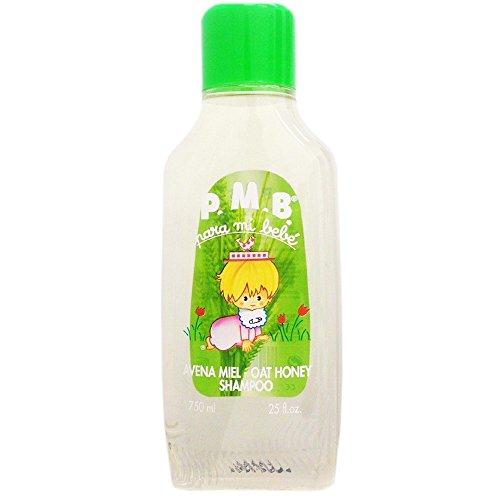 P.M.B Para mi Bebe Avena Miel-Oat Honey Shampoo 25 fl.oz. by Para Mi Bebe