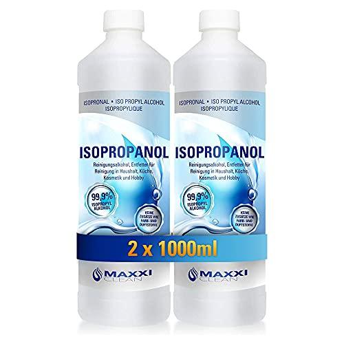 ISOPROPANOL 99,9% 2x 1000ml