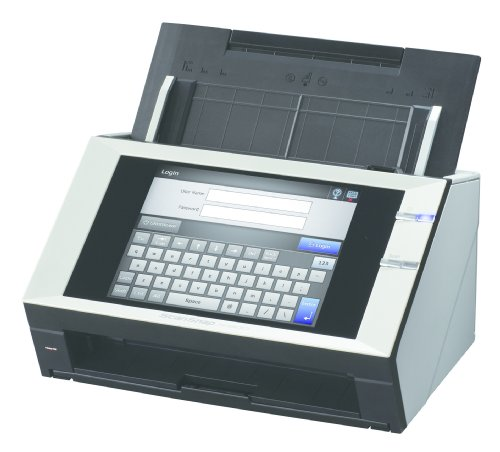The easy to use ScanSnap N1800 is the first network scanner to offer cloud linking functions as well as enabling users to email, save and print scanned documents through a network. With an intuitive touchscreen complete with GUI keyboard, the N1800 is eff