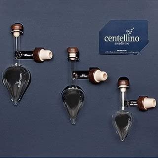 Centellino Wine Aerator and Decanter (C300 Small multi-set)