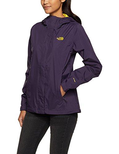 The North Face Women's Venture 2 Jacket - Dark Eggplant Purple - S (Past Season)