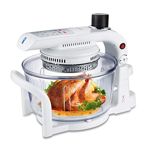 Air Fryer Oil Free XL Electric Toaster Convection Oven Countertop