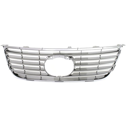 Why Should You Buy Koolzap For 07 08 09 ES-350 Front Grill Grille Assembly w/Radar Cruise LX1200126 ...