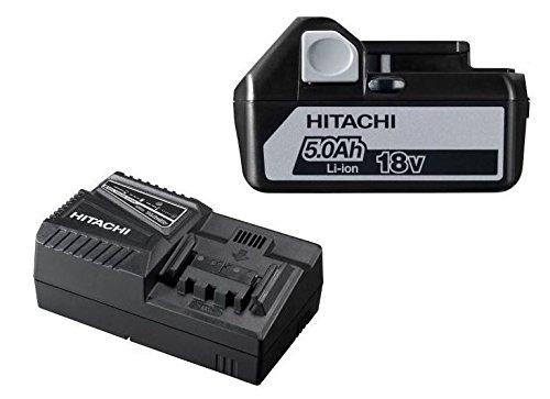 Hitachi–1X caricatore della batteria + 1x UC18YFSL BSL1850/Booster Pack 1851