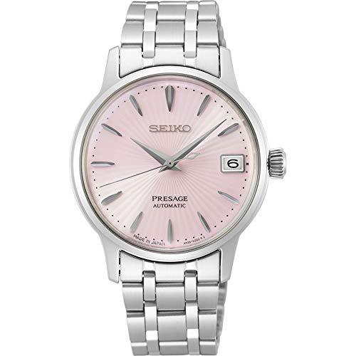 SEIKO PRESAGE SRP839J1 - Reloj automático de cóctel para mujer