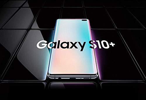 Samsung Galaxy S10+ Single SIM Prism Schwarz Britische Version