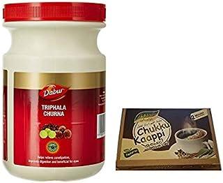 Assal Ginger Coffee Powder 100 gm; Dabur Triphala Churna 120gm