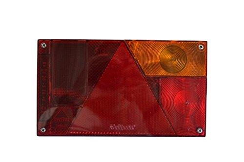 Aspöck Multipoint 1 Pkw Anhänger Rückleuchte Rücklicht 24-5200-007 rechts