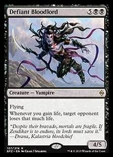 Magic: the Gathering - Defiant Bloodlord (107/274) - Battle for Zendikar
