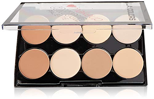 L. A. COLORS I Heart Makeup Contour Palette - Light To Medium