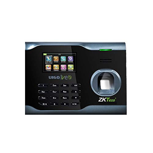 Purchase ZJXADS 2.8 inch TFT Screen,Fingerprint Face Recognition attendance Machine, Punch Card Mach...