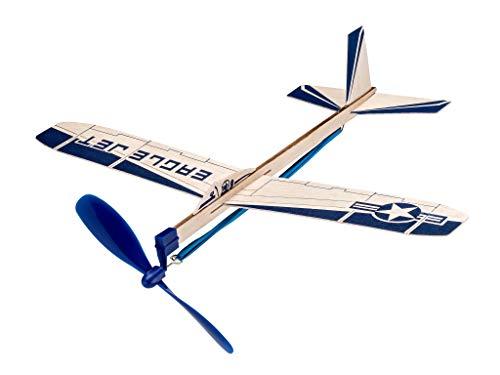 Revell 24313 BalsaBirds Sky Soarer vluchtglijder van balsahout om te knutselen en te spelen, hout