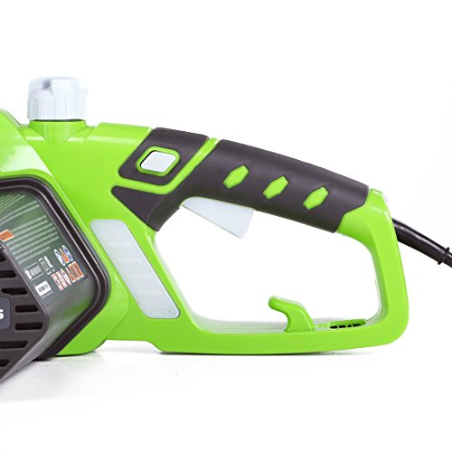 Greenworks 16-Inch 12-Amp Corded Electric Chainsaw 20232