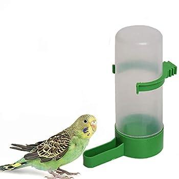 Distributeur Nourriture Lapin Abreuvoir Oiseaux pour Cage Mangeoires d'oiseaux pour Cage Petite Mangeoire à Oiseaux Hamster Alimentaire Distributeurs Water Feeder