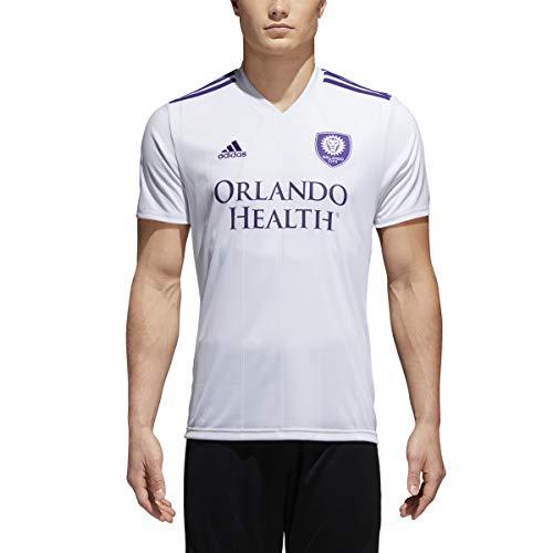 adidas Jrsy Herren Trikot Ss M Replica MLS Replica, Herren, Adidas MLS Herren Replik-Trikot, Jrsy Ss M Replica, weiß, XX-Large