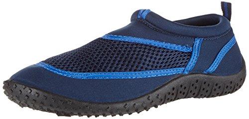 Beck Unisex-Kinder Aqua Dusch-& Badeschuhe, Blau (Dunkelblau 05), 37 EU