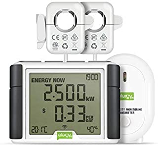 Efergy Elite 4.0 Wireless Electricity Monitor (Renewed)