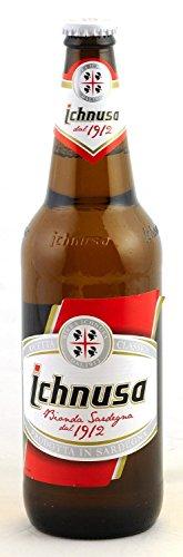 Bier Ichnusa 330 ml. - Birra Ichnusa