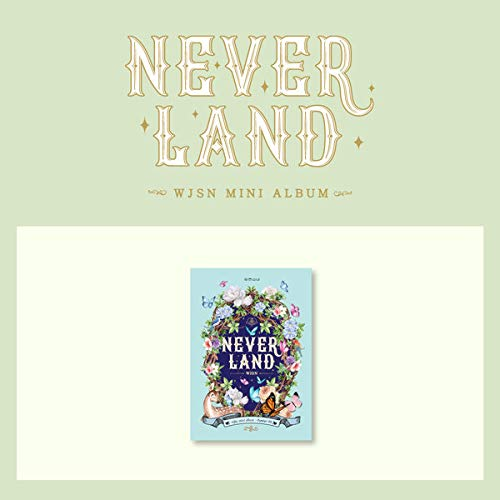 K-POP WJSN Cosmic Girl - Neverland, 8th Mini Album, Ver. III incl. CD, Photobook, Member Photocard, Unit Photocard, Pre-Order Benefit, Folded Poster, Extra Photocards