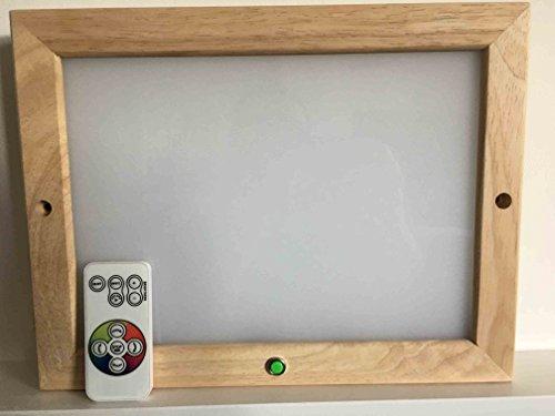 Well Solutions® Sauna LED Farblicht mit 315 LED mit Fernbedienung