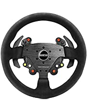 Thrustmaster 262784 Rally Wiel Add-On Voor Pc/Playstation 4/Xbox One, Koolstof, Sparco R383 Mod Stuur Pc