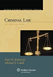 Criminal Law cover, a law school supplement