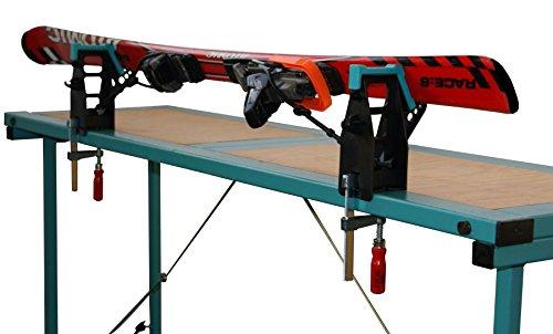 """SKS Skispanner - Skihalter \""""Easy Fix\""""-für alle Alpinski"""