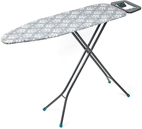 FunkyBuys Lightweight Steel Folding Ironing Board