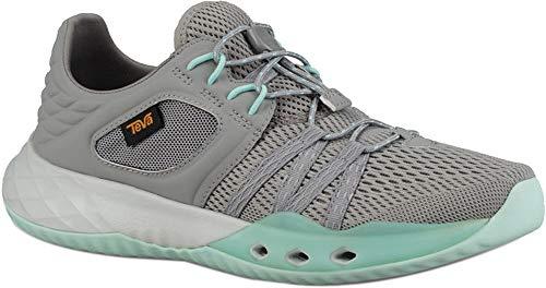 Teva Womens Terra-Float Churn Sneaker, Wild Dove, Size 8.5