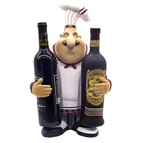 YTO Decoraciones Creativas de Estilo Europeo, Cocineros, botelleros, mostradores de Caja de Restaurante, Decoraciones, artesanía en Resina