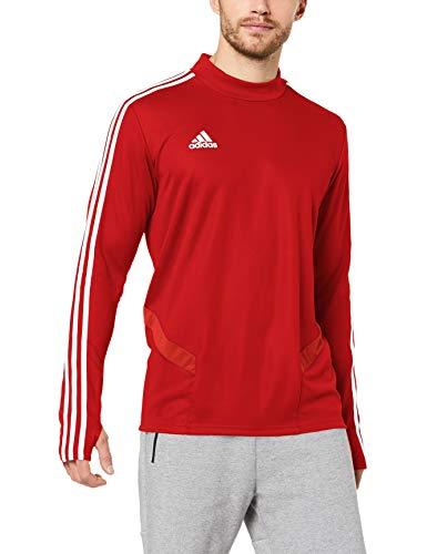 adidas Herren Tiro 19 Top, Power Red/White, L