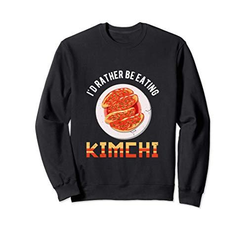 Love Kimchi South Korean Alimentos Sudadera