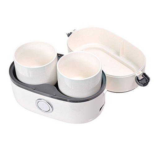 轻巧便当神器,日本THANKO 一人用手提小型炊饭器