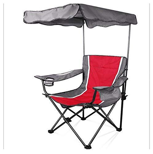 LJWLZFVT Silla de Camping Silla Plegable Camping Actividades al Aire Libre Silla de Camping portátil Ligera Silla Plegable Picnic Pesca Portavasos portátil para Exteriores