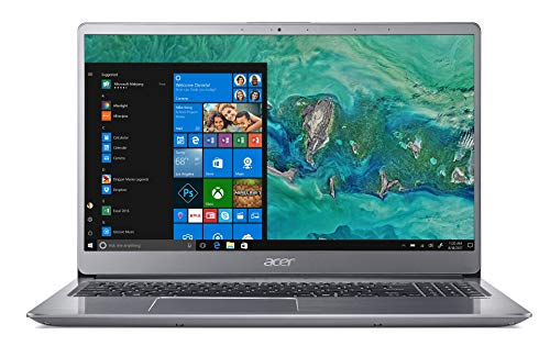 Acer Swift 3 SF315-52G-84LF Notebook con Processore Intel Core i7-8550U, RAM da 8 GB, 256 GB SSD, Display 15.6' FHD IPS...