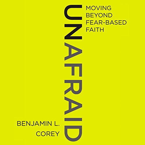 Unafraid audiobook cover art