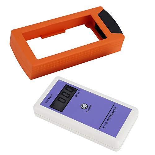 Medidor de radiación UV, Medidor de luz UVC, Luxómetro UV, lámparas de...