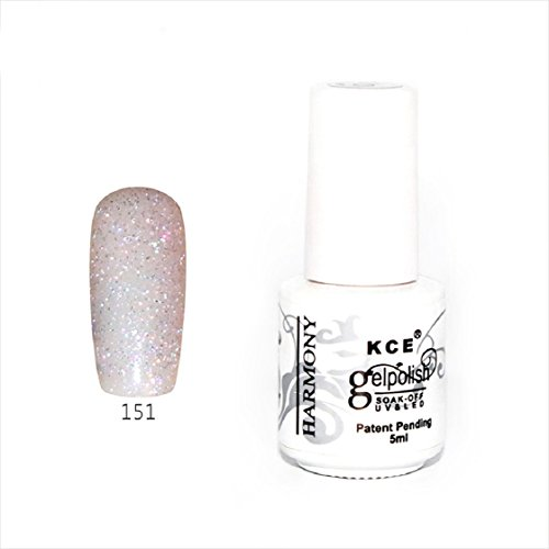 Vovotrade ❃❃ Belle ongles Gel UV et Bright LED colorées Couleurs 5ML_H