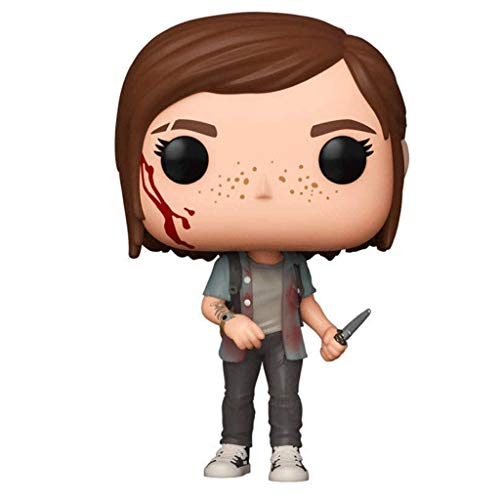 Funko Pop Games : The Last of Us - Ellie 3.75inch Vinyl Gift for Game Fans SuperCollection