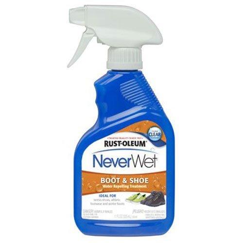 Rustoleum 280886 Never Wet Boot & Shoe Spray (2 Pack)