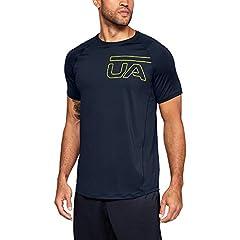 Under Armour Camiseta Manga Corta Hombre con Gráfico UA