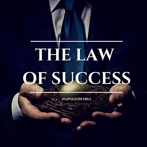 The Law of Success  By  cover art