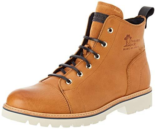 Panama Jack Herren Keilor Hohe Sneaker, Beige (Camel C2), 43 EU